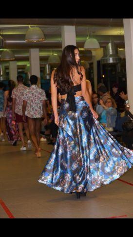 Designer: Josh Santana MUA: Del Santana Fotograaf: Alexander Conceicão Organisatie: CPLP fashion week