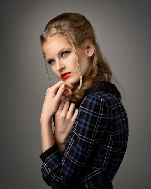 Marco Ter Beek Photography en Paul van der Wal visagie en hairstyling